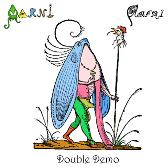 Double Demo Cover Artwork