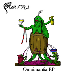 Omnimantia Cover Artwork